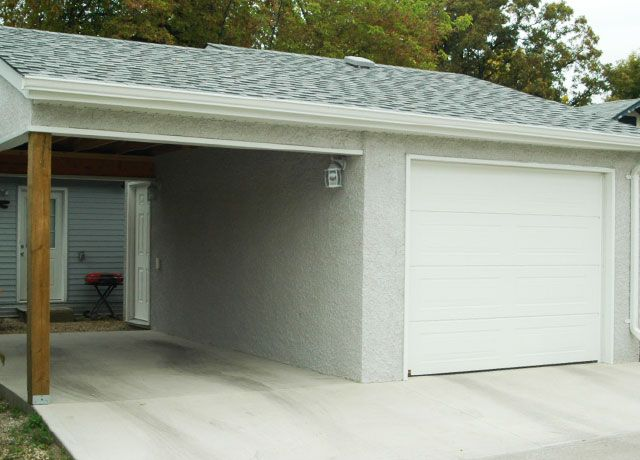 Car port garage